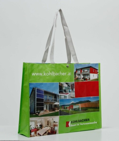 PP woven trade show bags