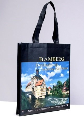 Bamberg, coated non-woven, side view