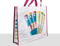 PP Woven bags printing, the advertising medium with long-term effect
