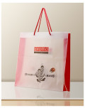 Promotional Bag In Transparent Plastic promo gift bagobag