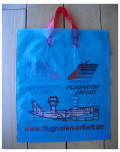 Flexible Soft Loop Advertising Bag flughafen bagobag