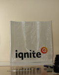 PP Woven Bag Advertising iqnite