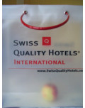 Promotional Bag In Transparent Plastic swiss quality hotels bagobag
