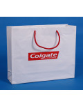 Promotional Bag In Transparent Plastic colgate bagobag