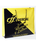 Promotional Bag In Transparent Plastic jjcommercial bagobag