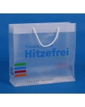 Promotional Bag In Transparent Plastic hitzefrei (2) bagobag