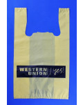 Custom T-Shirt Bags western union bagobag
