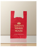 Custom T-Shirt Bags quenn winery bagobag