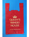 Custom T-Shirt Bags quenn winery house bagobag