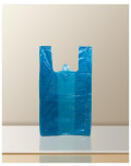 Custom T-Shirt Bags blue bagobag