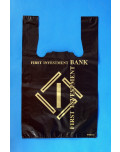 Custom T-Shirt Bags first investment bank bagobag