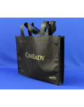 Non Woven printed bags front right Cinelady, (12935) 10409 bagobag