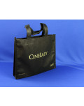 Non Woven printed bags front left, Cinelady, (12935) 10409 bagobag