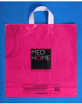 Flexible Soft Loop Advertising Bag medhome bagobag