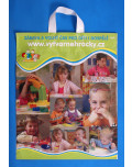 Flexible Soft Loop Advertising Bag vytvarnehrocky bagobag