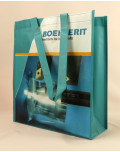 Non Woven printed bags front Boehlerit bagobag