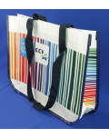Non Woven printed bags with U-shaped bottom
