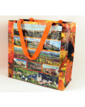 PP Woven Bag City Bag without Binding hohenlohe