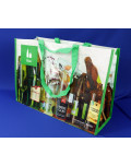 R-Pet bag Glas top view - 10370