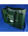 R-Pet bag Natur top view - 10817