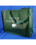R-Pet bag Natur front view - 10817