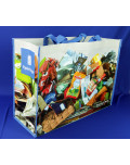 R-Pet bag Papier Pappe side view - 10371