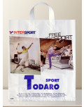 Flexible Soft Loop Advertising Bag intersport bagobag