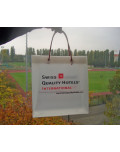 Promotional Bag In Transparent Plasticswiss quality hostels bagobag