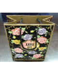 Modedesign Papiertaschen Anna Sui US NY Soho