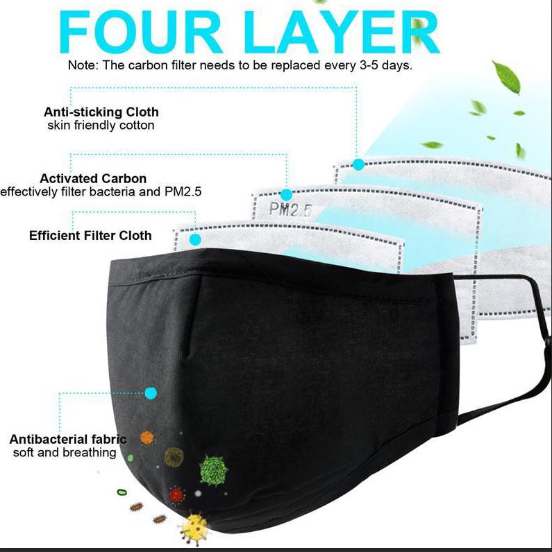 5-layer protective mask