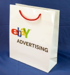 Advertising ebay Papiertragetasche