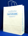 paper bag with paper cord naturama