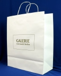 paper bag with paper cord gallerie