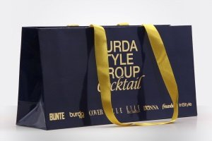 Exclusive paper bags, Burda Style Group
