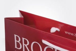 Brockhaus, paper carrying bags