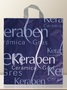 flexible soft loop advertising bag Keraben
