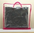 pillow custom bag transparent pink